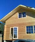 d THC   wooden house